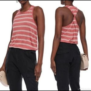 NWT Joie Rayson Striped Tank Top